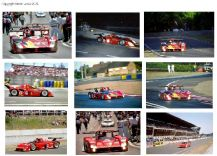 Ferrari 333SP Le Mans 1996 (set)